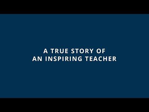 #InspiringTeachers: Bruce & Prof. Cohen