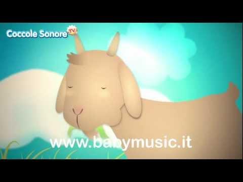 Capra Capretta - Canzoni per bambini di Coccole Sonore