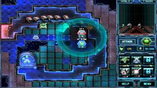 Star Defense Mission - iPad 2 - US - HD Gameplay Trailer