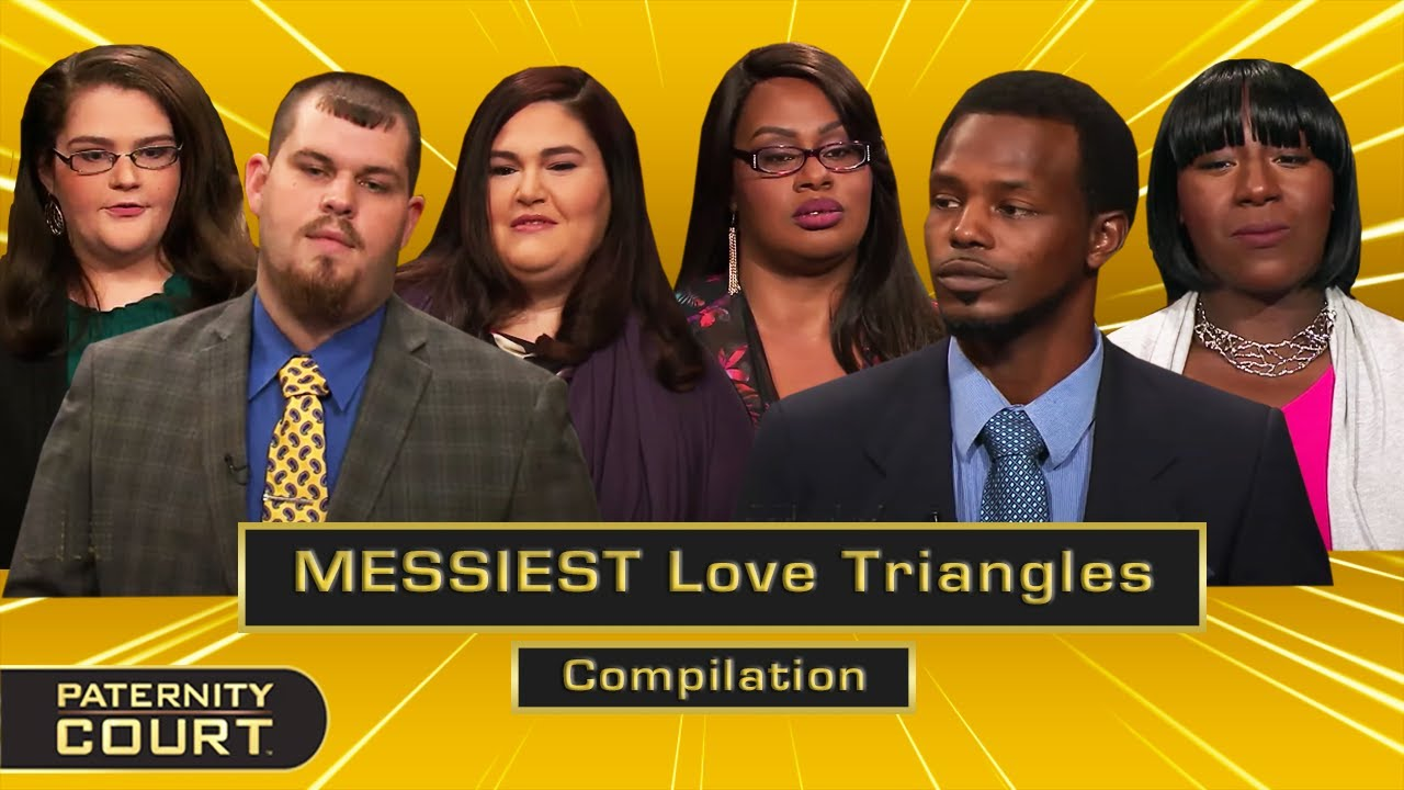 Download MESSIEST Love Triangles On Paternity Court (Full Episode)   Paternity Court