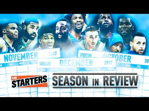 2017-18 Season in Review - The Starters