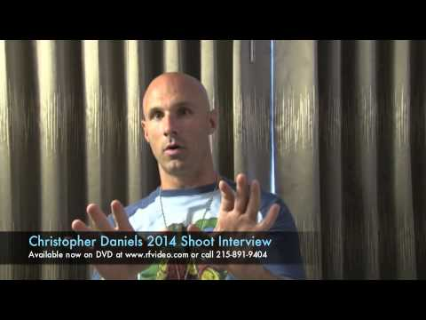 Christopher Daniels 2014 Shoot Interview Preview