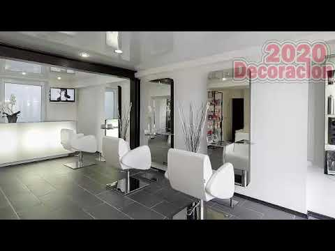 Decoracion de peluquerias youtube - Salones de peluqueria decoracion fotos ...