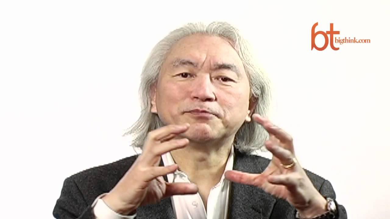 Michio Kaku: Escape to a Parallel Universe