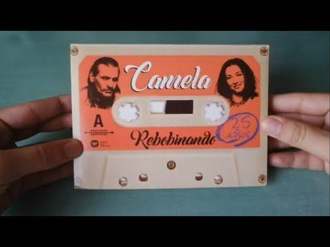CAMELA - REBOBINANDO (3 CD + DVD)  (CD Unboxing)