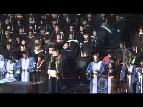 Chaminade University Alma Mater