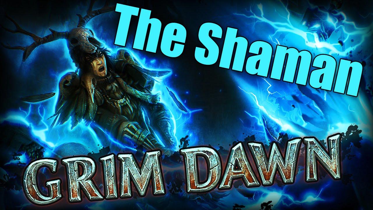 Grim Dawn - The Conjurer: The Ultimate Pet Class (Occultist + Shaman =  Conjurer)