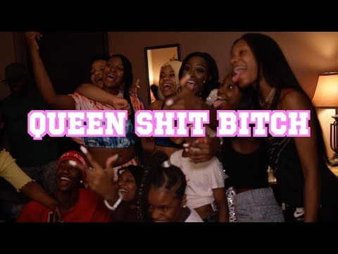 "Queen Key - ""Skinny (Remix)"" (Official Video) & The Making of E.M.P. (Preview)"