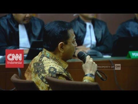 FULL! Pembacaan Vonis Setya Novanto 15 Tahun Penjara & Denda Rp 500 Juta