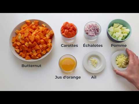 """tuto-recette-""""la-soupe-de-butternut-de-mamie-jo""""-par-""""comme-des-chefs"""""""