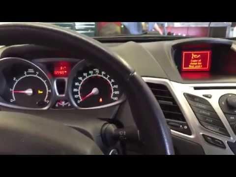 2012 Ford Fiesta Youtube