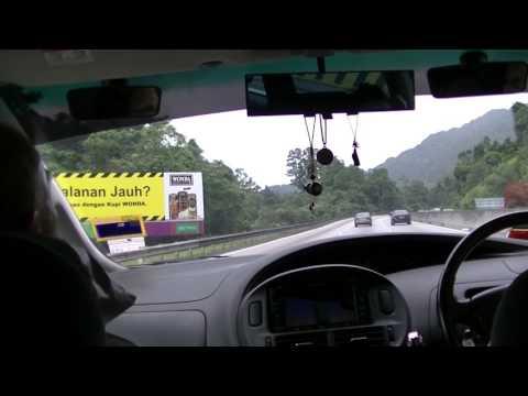 Ipoh ► Taiping, Day 1 Penang (1 February 2017)