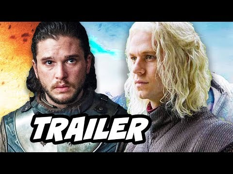 Game Of Thrones Season 8 Targaryen Prequel Trailer Breakdown