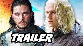 Game Of Thrones Season 8 Targaryen Prequel Trailer Breakdown