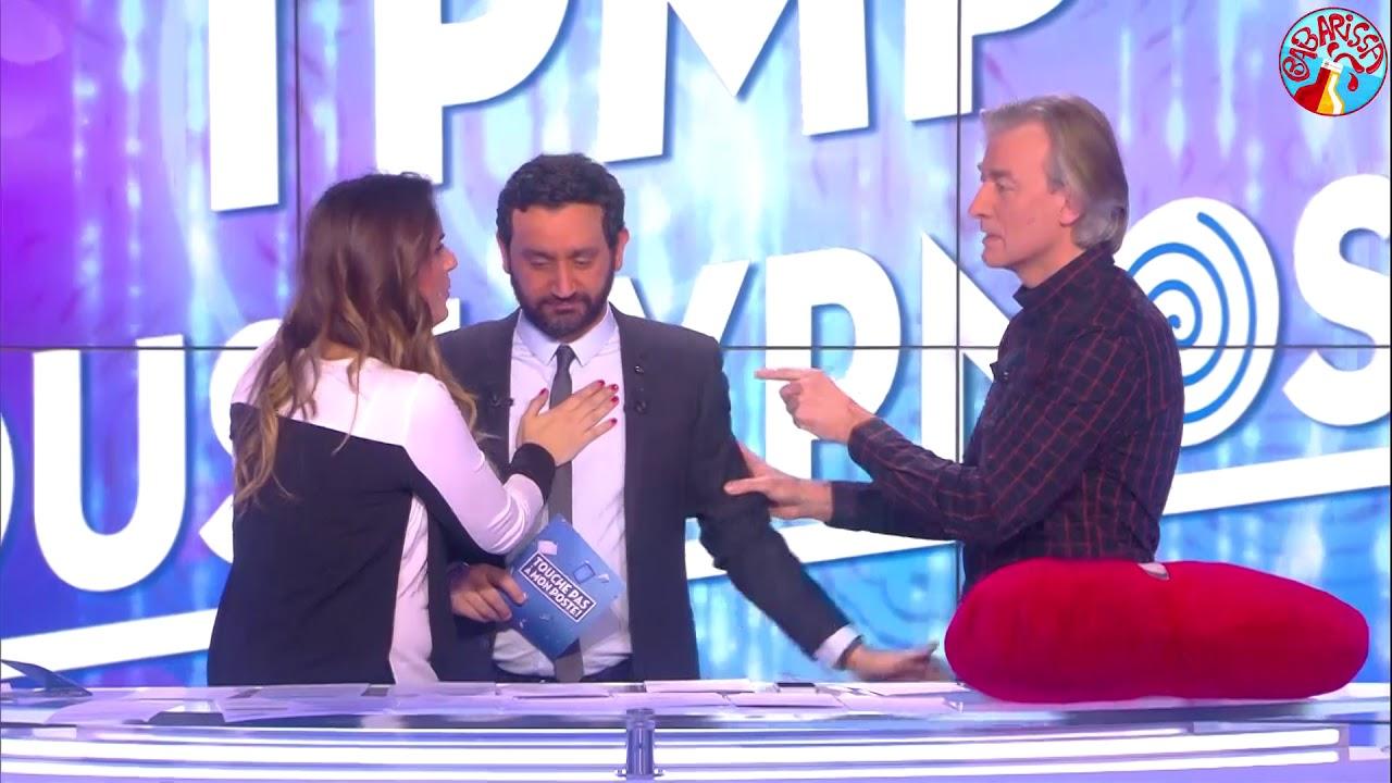 TPMP : Gilles Verdez sous hypnose, il ne reconnaît plus Cyril  Hanouna !