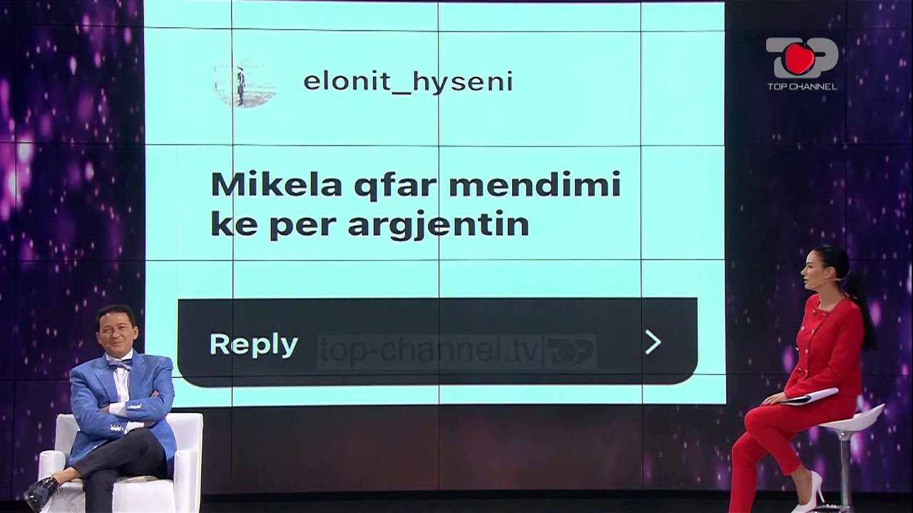 Mikela i përgjigjet pyetjeve të publikut – Përputhen, 13 Shtator 2021 -  YouTube