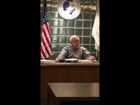 John A Logan College Board of Trustees public meeting 3/21
