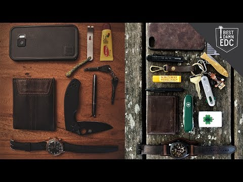 4 Budget Everyday Carry Setups | EDC Weekly