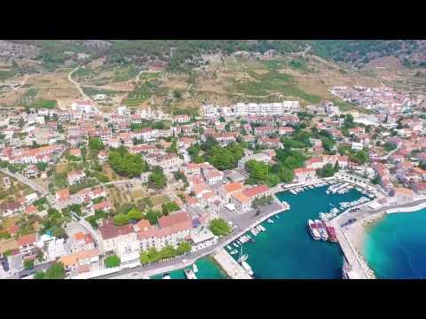 MR Drone Croatia - Bol, Brač