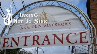 Annapolis Boat Show 2018 #50