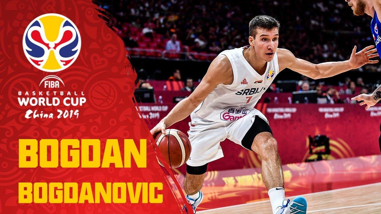 Bogdan Bogdanovic - Serbia   All-Star Five