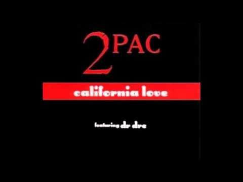 2Pac  California Love Acapella