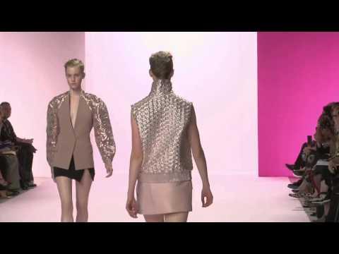Pedro Lourenço   Spring Summer 2013 Full Fashion Show   Exclusive gr