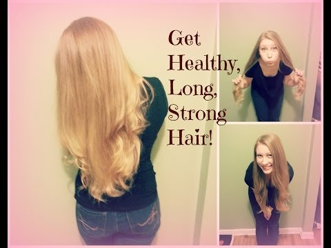 Tips for Growing Long, Healthy, Happy Hair!! ♞