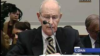 Financial Services Committee hearing on Madoff December 9 2009 Part 4