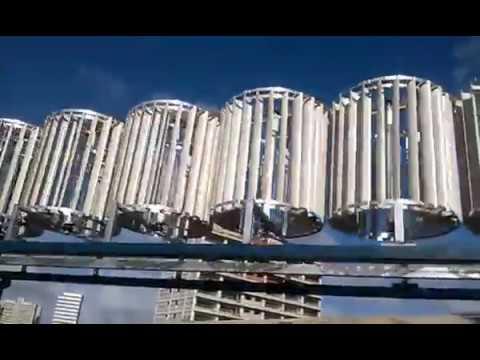 6 wind turbine eixo vertical 1 generator