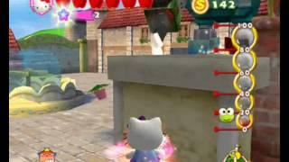 Játékbemutató - Hello Kitty: Roller Rescue (3)