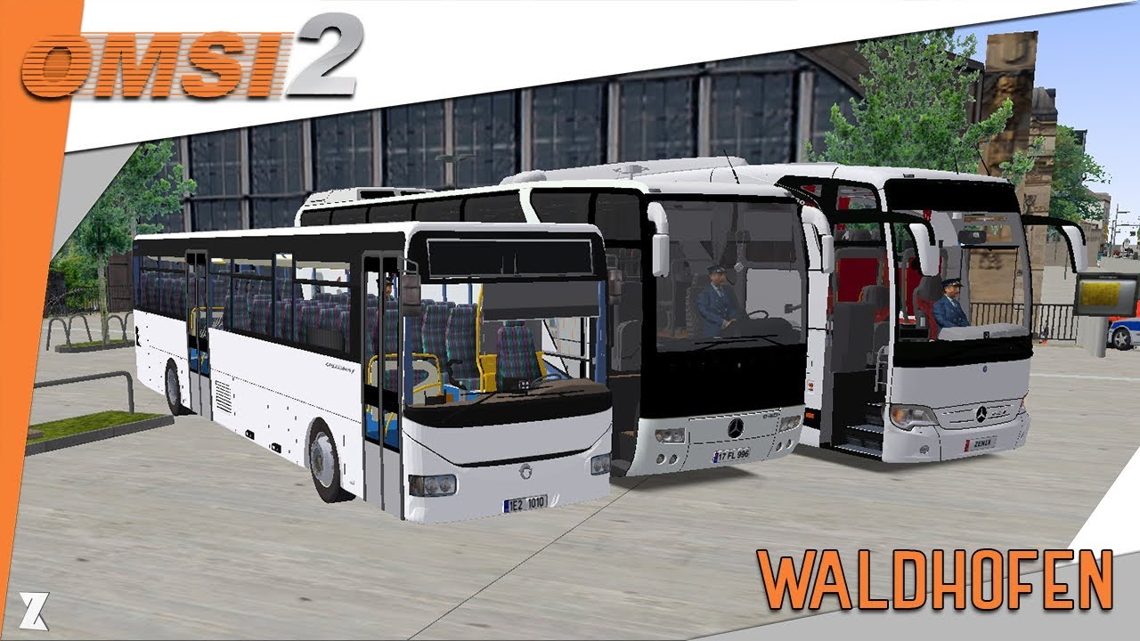 omsi 2 irisbus crossway et mercedes tourismo travego. Black Bedroom Furniture Sets. Home Design Ideas