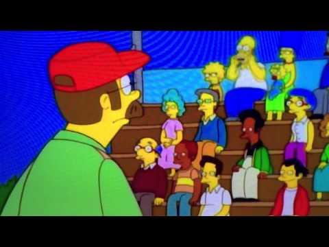 Coach Flanders! - Homero simpson