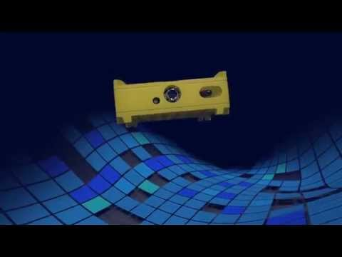 Promo animation for undersea sensing equipment