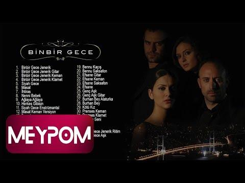 Kıraç - Binbir Gece Jenerik Gitar (Official Audio)