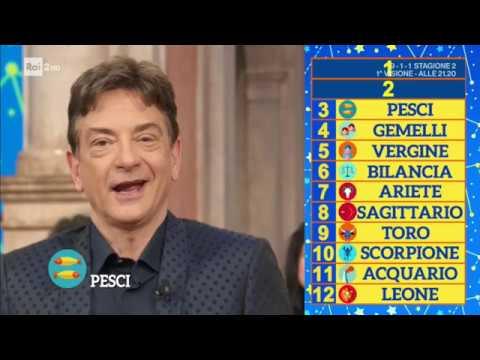 L'oroscopo di Paolo Fox - I Fatti Vostri 20/01/2020
