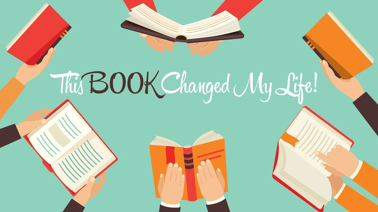 This Book Changed My Life - YouTube