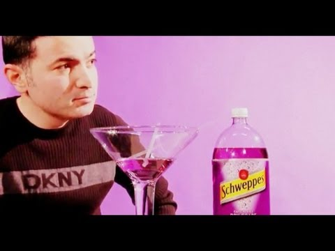 Grape Schweppes Commercial, Starring: Cathrine Alessa , Gamal Fawzy , Jahfe Jo. By Avori Green