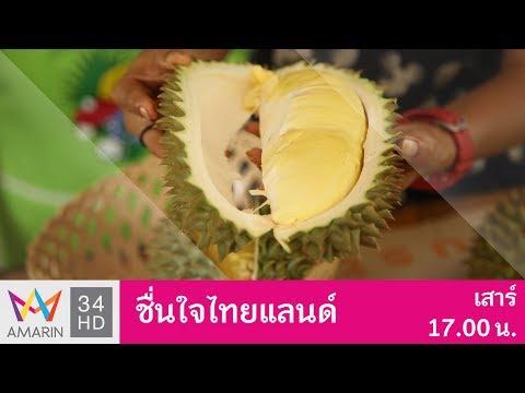 ย้อนหลัง ชื่นใจไทยแลนด์ : ชื่นใจ ณ ระยอง 3 มิ.ย.  60 (3/4)