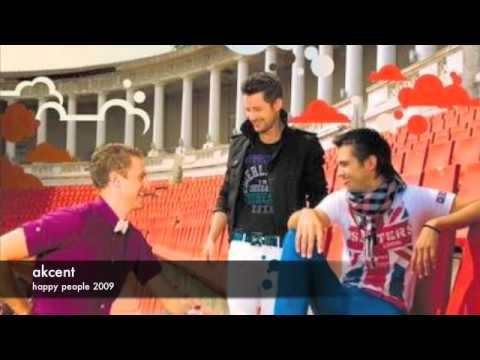 Akcent - Happy People Happy Faces