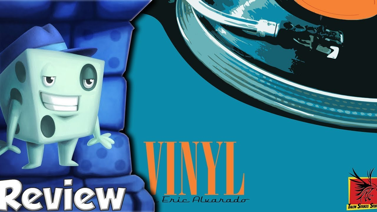 Vinyl Review – with Tom Vasel