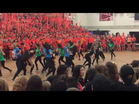 LGHS Dance Team 2016-2017 Fall Rally