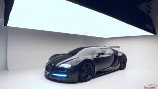 Bugatti Veyron Bullet Edition @ Auto Mystique Car Care (AMCC) [HD]