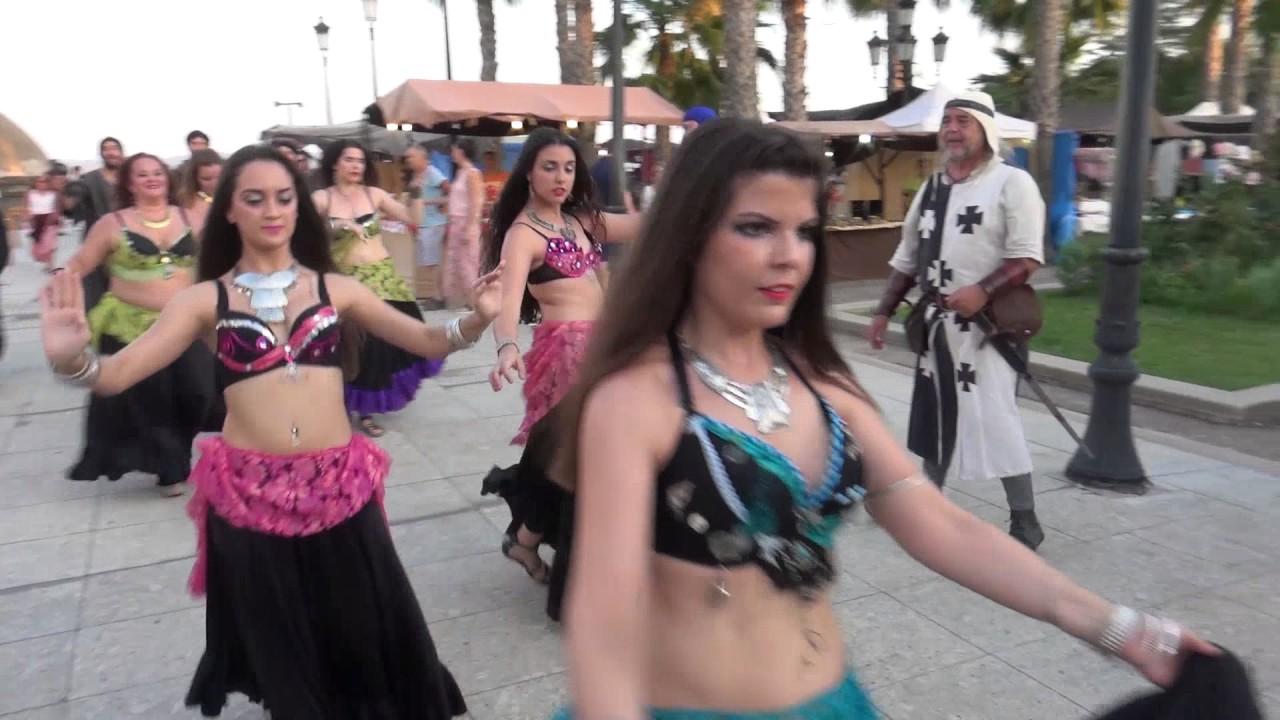 Festival Templario Jerez De Los Caballeros Youtube