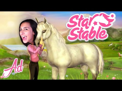 EU GANHEI UM CAVALO! (STAR STABLE) ft. Flokiis