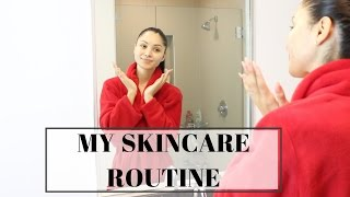updated my skincare routine oily acne skin 2017