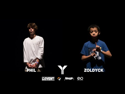 Young Battle 2k18 | 1/4 Final 1vs1 All Style | Phil vs Zoldyck
