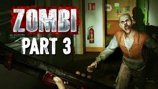 Zombi Walkthrough Gameplay Part 3 - SWAT ZOMBIES