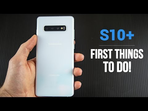 samsung-galaxy-s10---first-12-things-to-do!