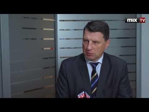 Aizsardzības ministrs Raimonds Vējonis par karavīru misijām. MIX TV